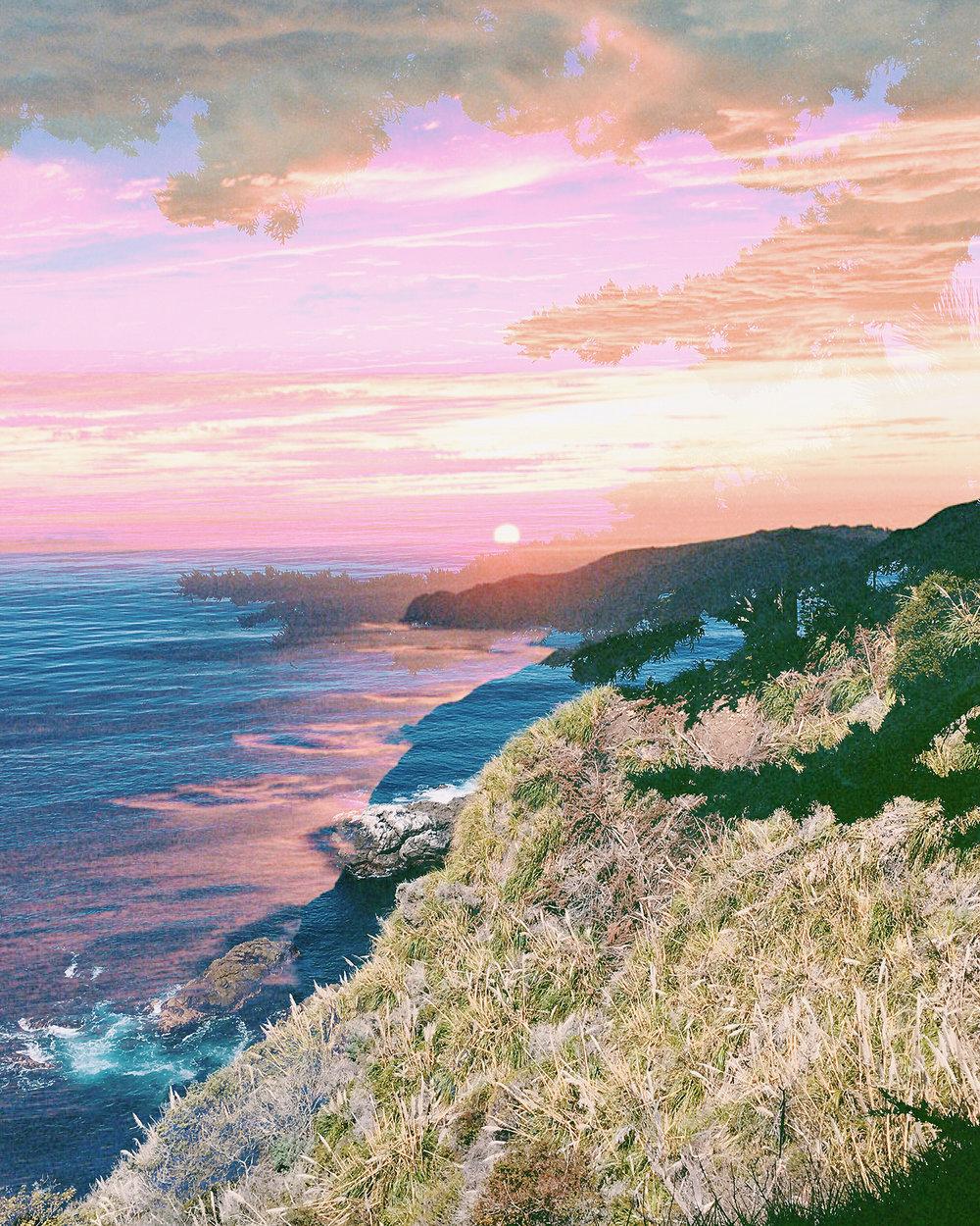 """Sunset"" © Nicole Magnolia"