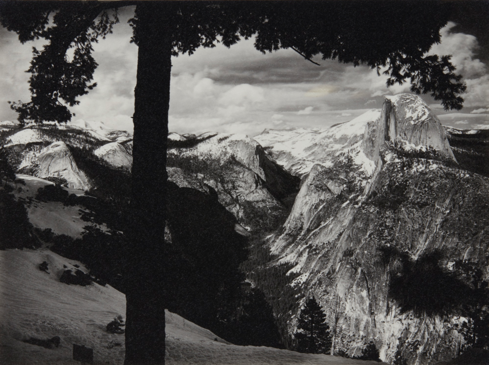 On October 5, 2017, Sotheby's will auction Ansel Adams's 'Parmelian Prints of the High Sierra' to benefit The Weston Collective.