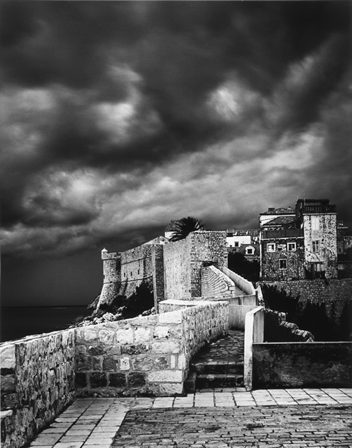Storm Clouds over Dubrovnik (2009)  by Roman Loranc