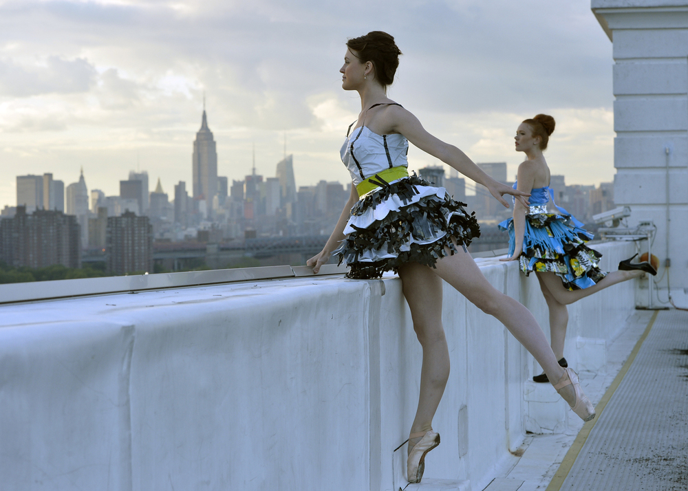 TRASHION FASHION   Changing the way the world sees waste   find out more