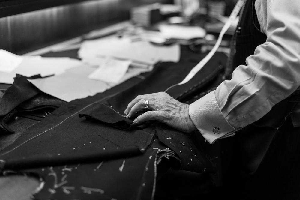 The Rake / Savile Row / David Gandy