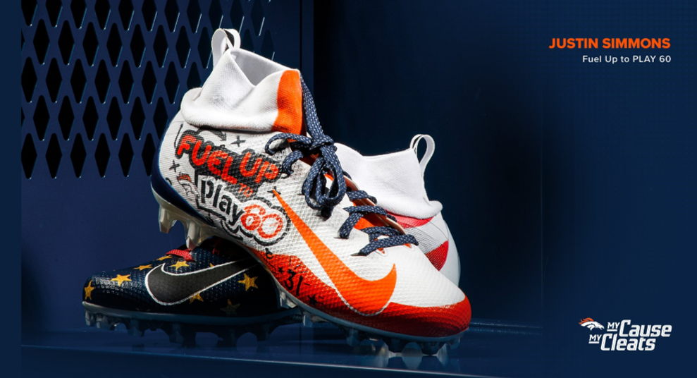 Justin Simmons Cleats.png