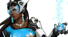 This is Symmetra.