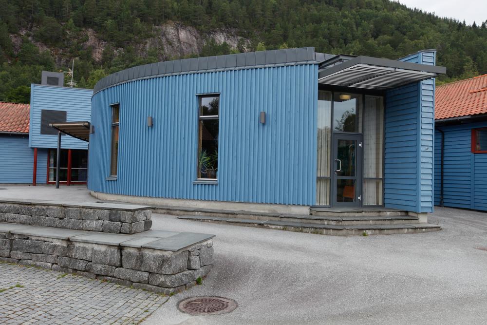Kyrkjebø skule