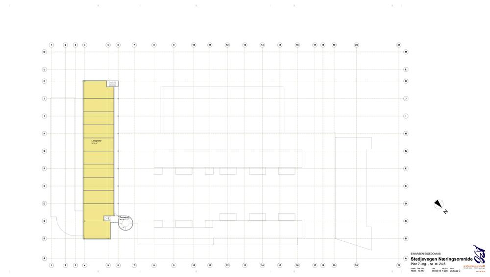 Vedlegg C 1508 10.117 Plan 7. etg. - ca. ct. 24,5.jpg