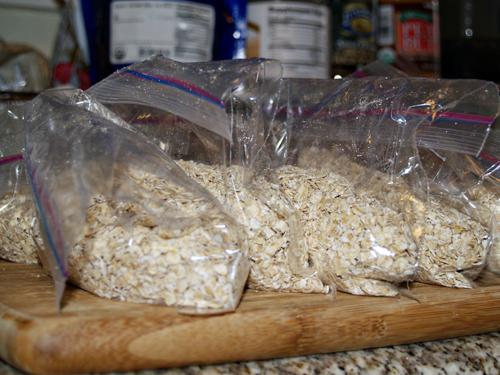 closeup-oatmeal-bags