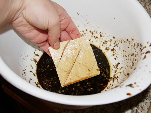 tofu-dip