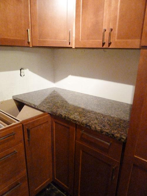 first piece granite