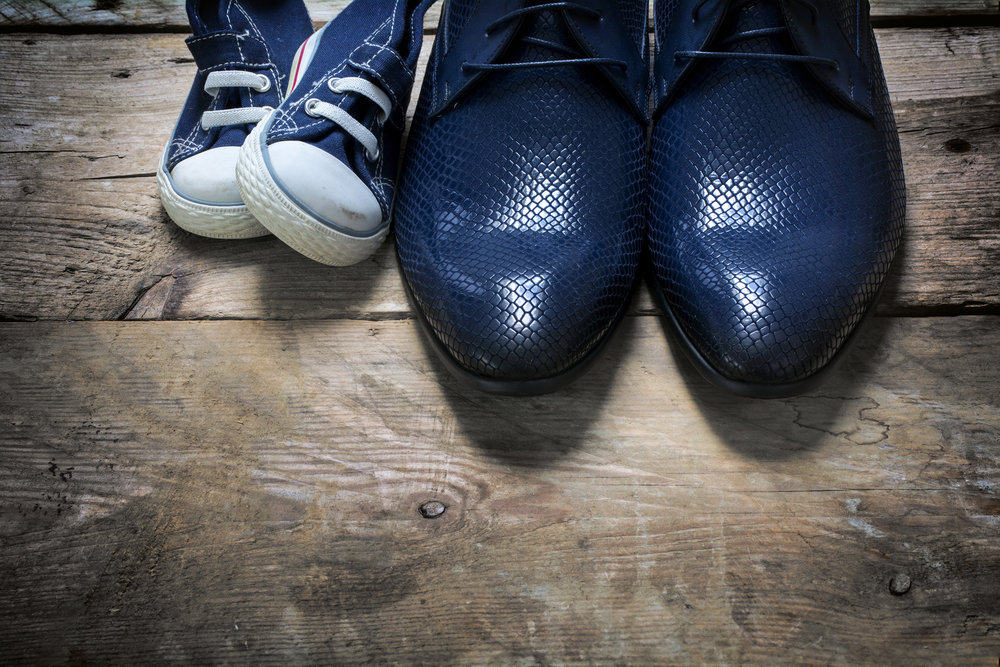 Manhattan Parents - Love Buckle My Shoe