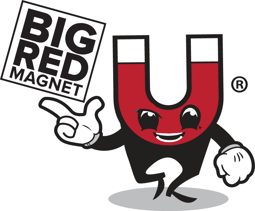 Big Red Magnet