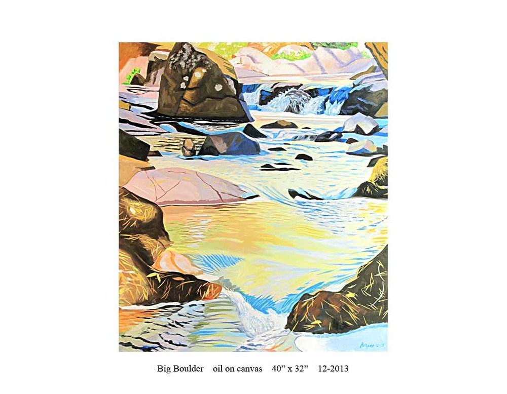 10) Big Boulder 40 x 32  12-2013.jpg