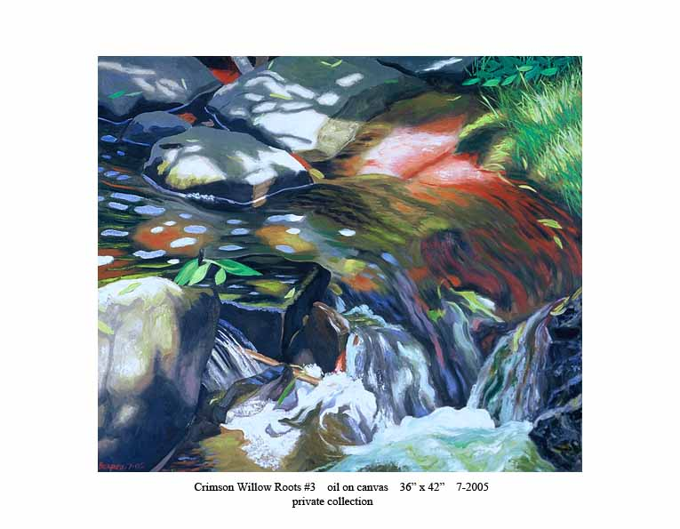 7) 7-2005 Crimson Willow Roots #3 36 x 42 .jpg
