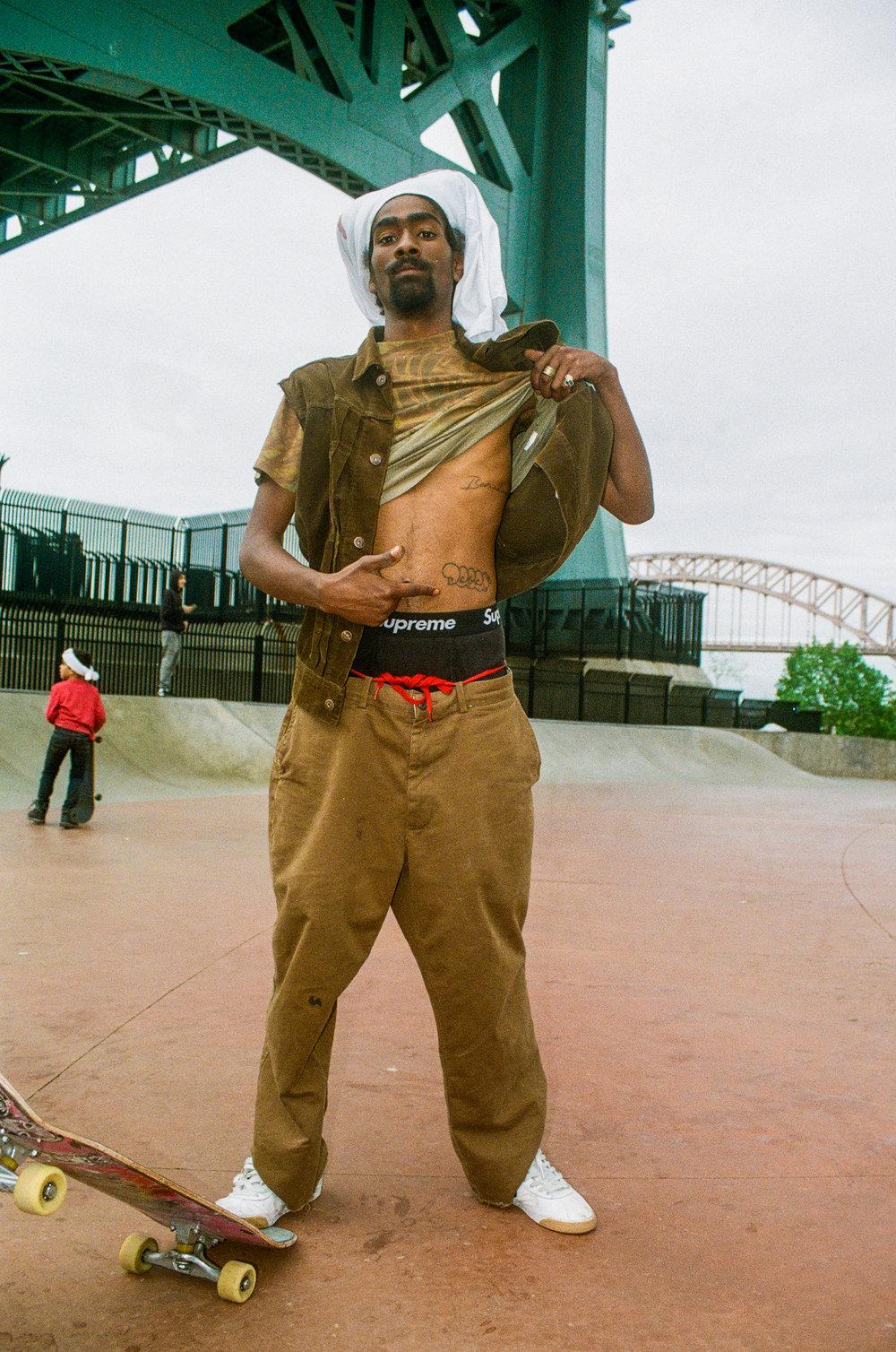 Karim at Dece Park