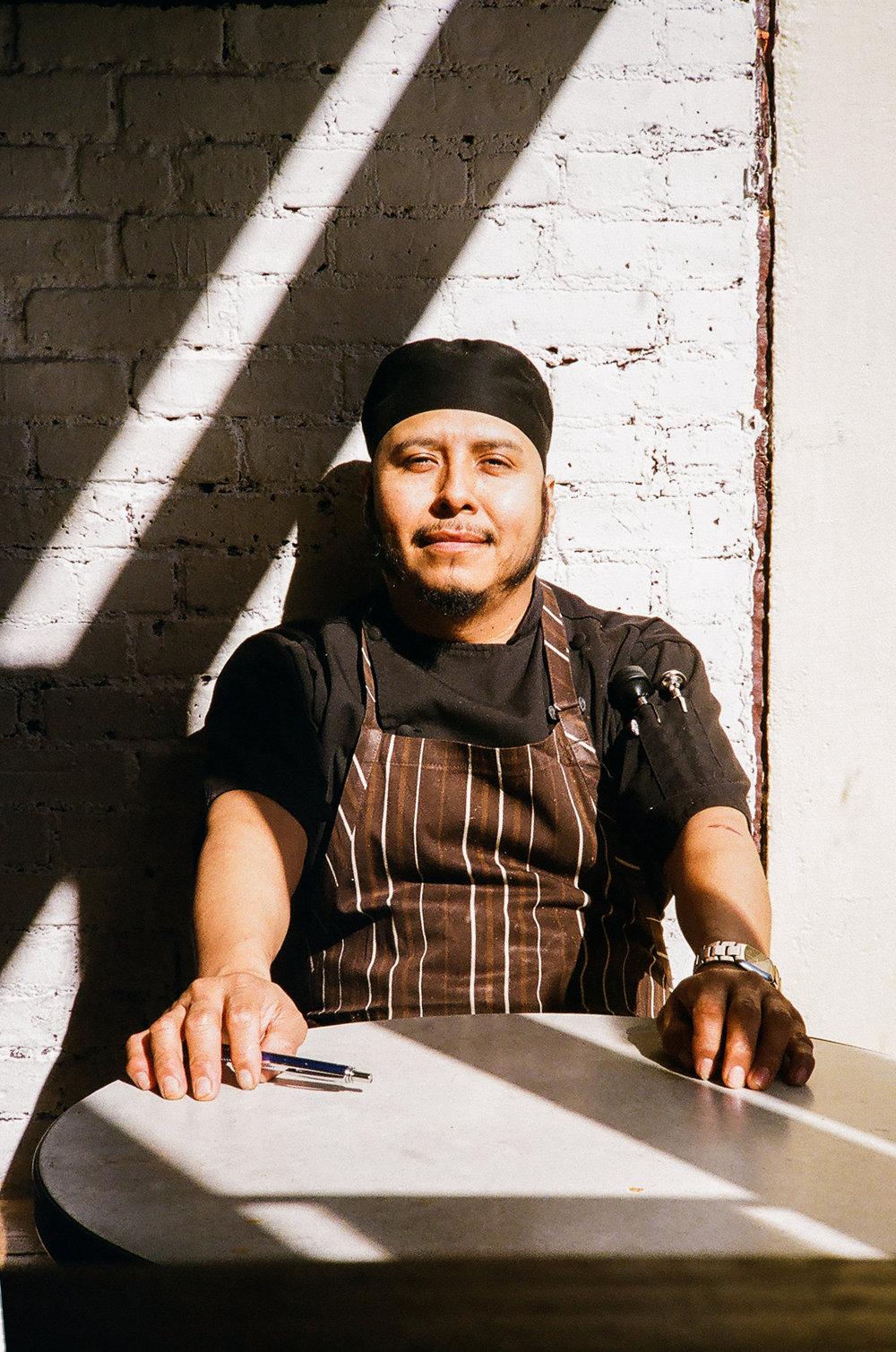 Juan at Oaxaca