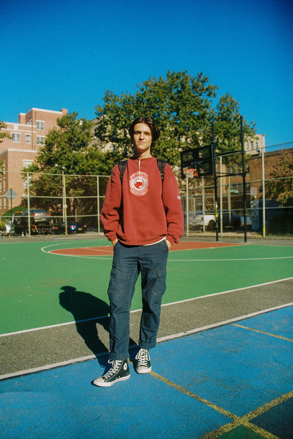 Willem on the Lower East Side courts