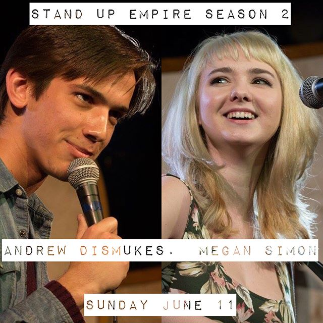 Season 2 of #StandUpEmpire premieres this Sunday 6/11 with two back-to-back episodes! @klru @pbs