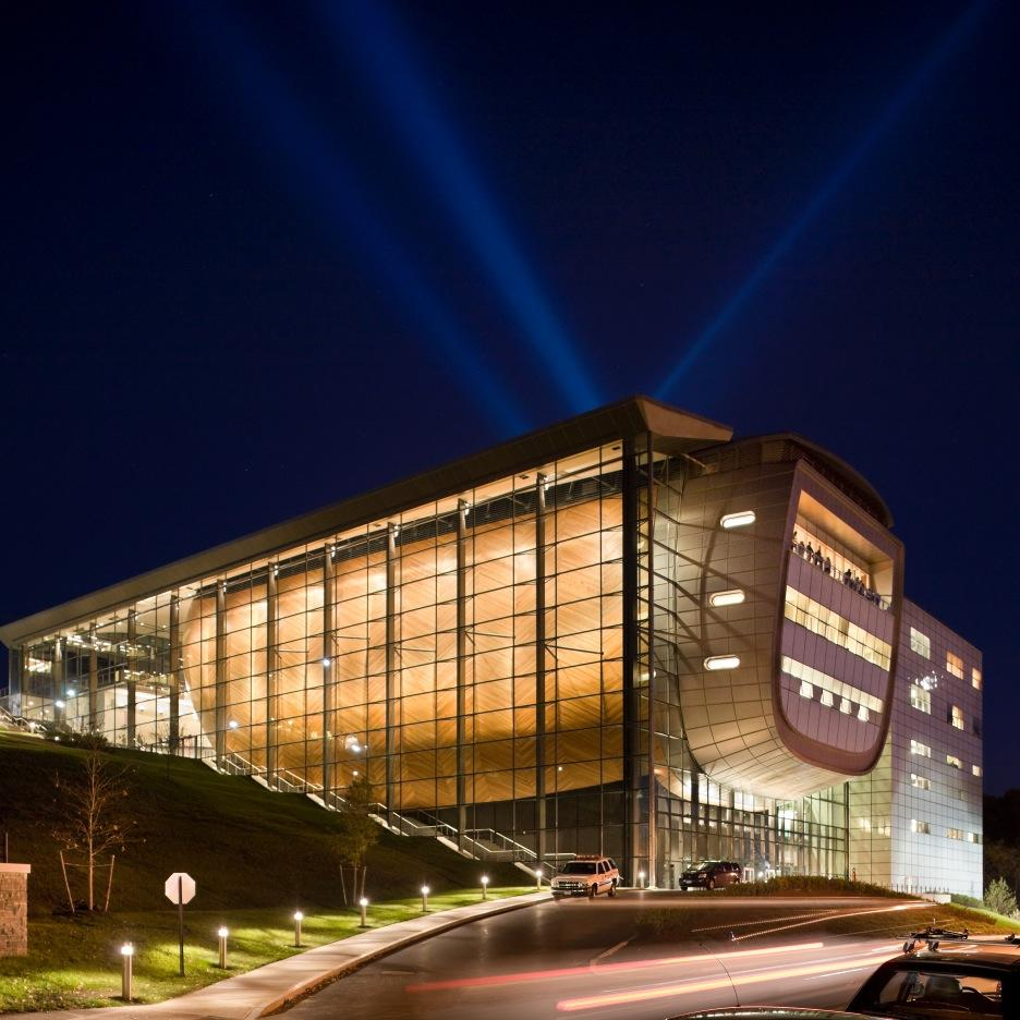 EMPAC is the heart of the American Music Festival- A place where music, science, art, and technology interact and breathe the same air.