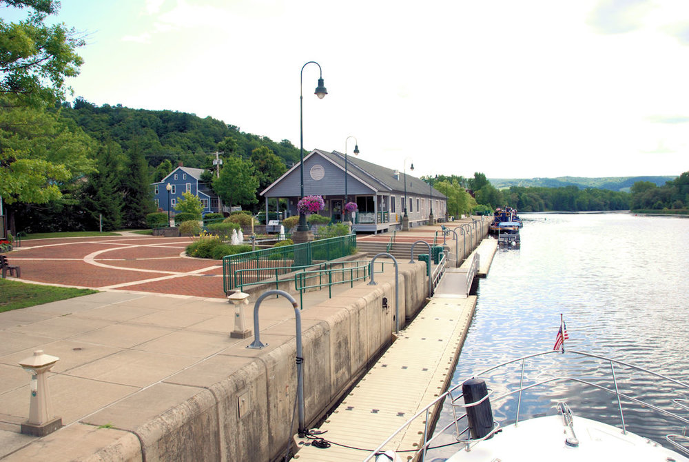 The City of Little Falls and the New York State Canal Corporation operates our recently renovated Canal Harbor and Rotary Park.  The facility offers kayak and canoe rentals, as well as overnight docking for visitors.