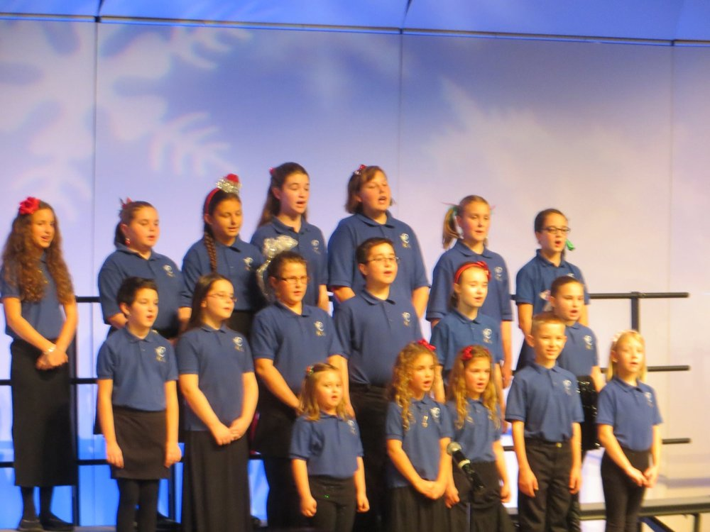 Sponsored by the Mohawk Valley Chorus, MVC Kids is a community choral group for children, ages 6-12.  Directed by Theresa Jackson, MVC Kids host annual concerts in Amsterdam, NY.  In addition, The Mohawk Valley Chorus also sponsors the MVC Youth Chorale, a 15-voice choir for high school students living in Amsterdam, NY and surrounding counties.