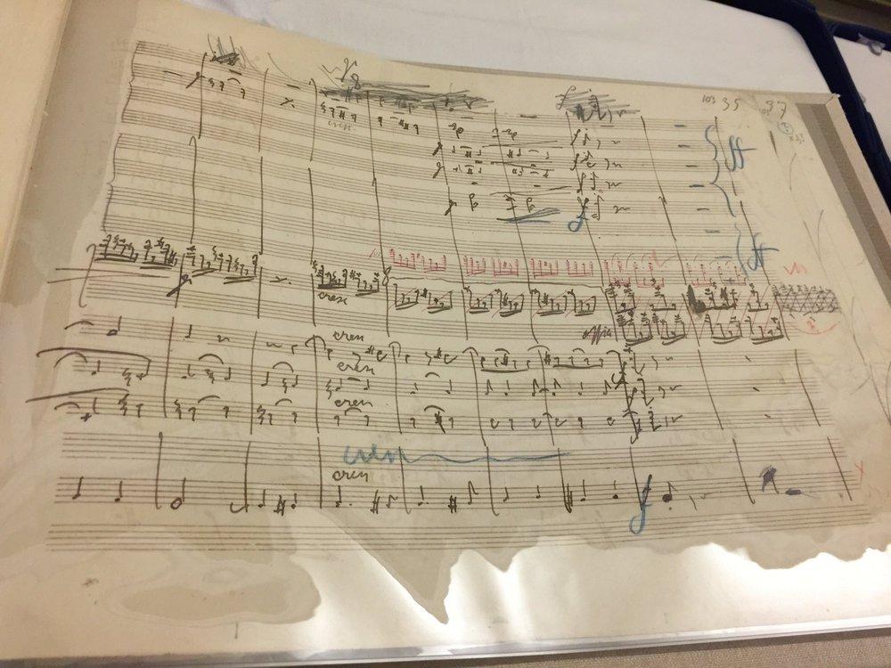Brahms Violin Concerto in D