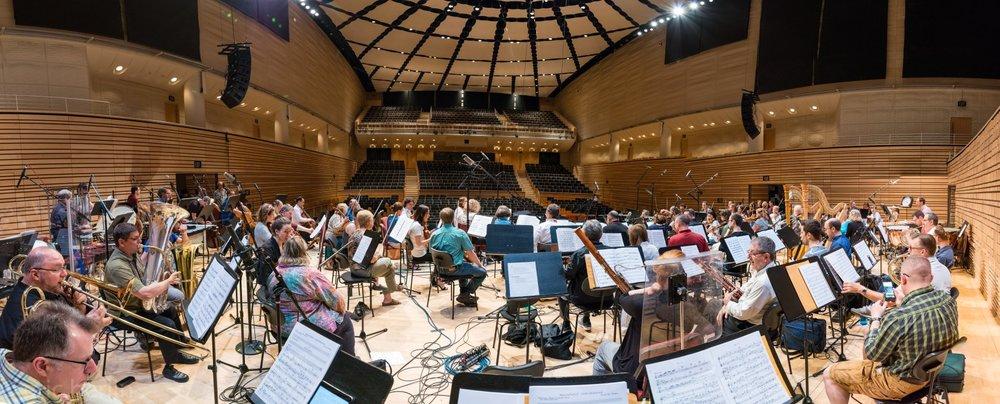 EMPAC Concert Hall