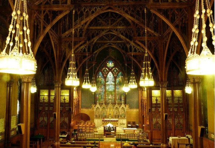 Historic St. Paul's Episcopal Church