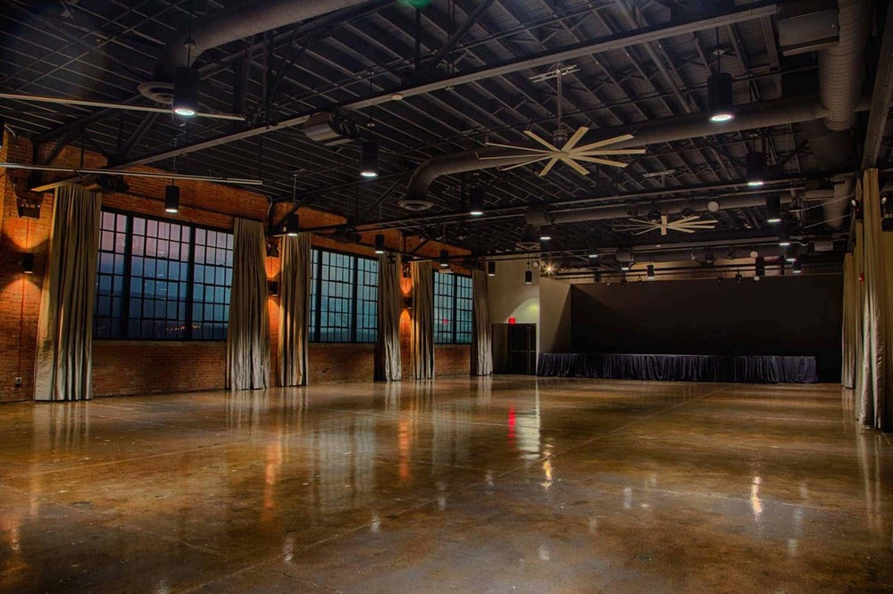 Rosewall event space Nashville