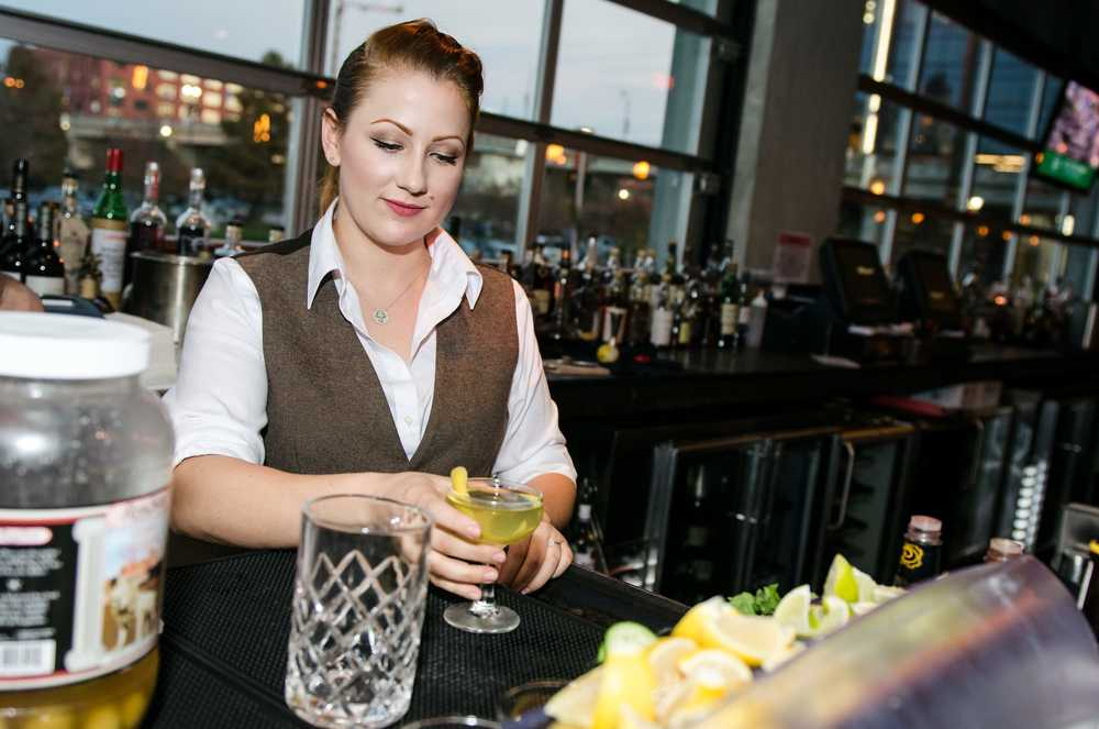 Kayne Prime Bartender
