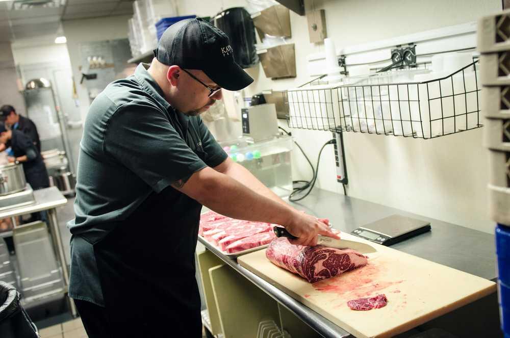 Kayne Prime Chef Bob Grace