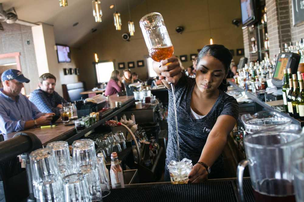 Whiskey Kitchen Nashville Bartender