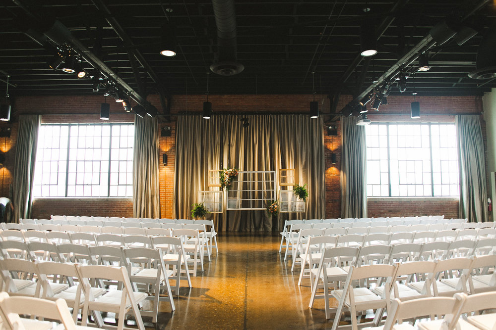 Rosewall event space