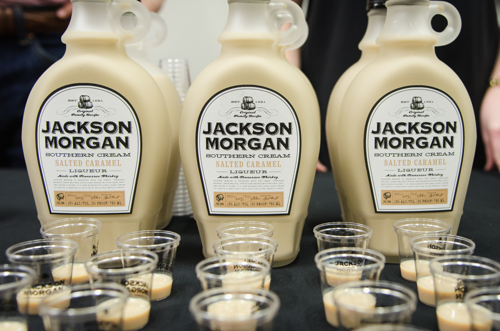 Morgan Jackson Salted Caramel Liqueur: So creamy and so good!