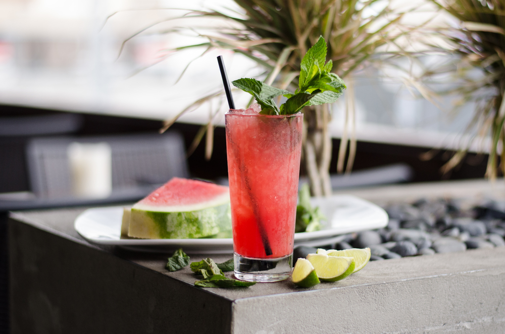 The Watermelon Mojito.