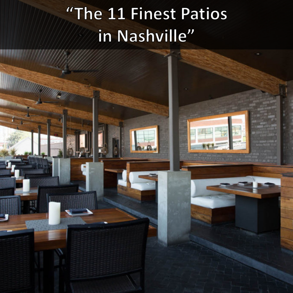 Virago Finest Patios in Nashville