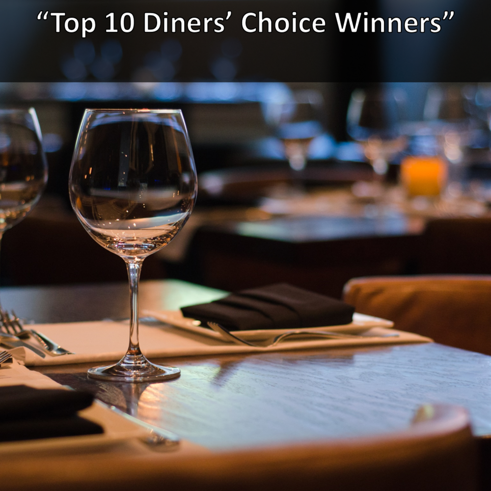 Kayne Prime and Virago Best Overall Restaurant in Nashville