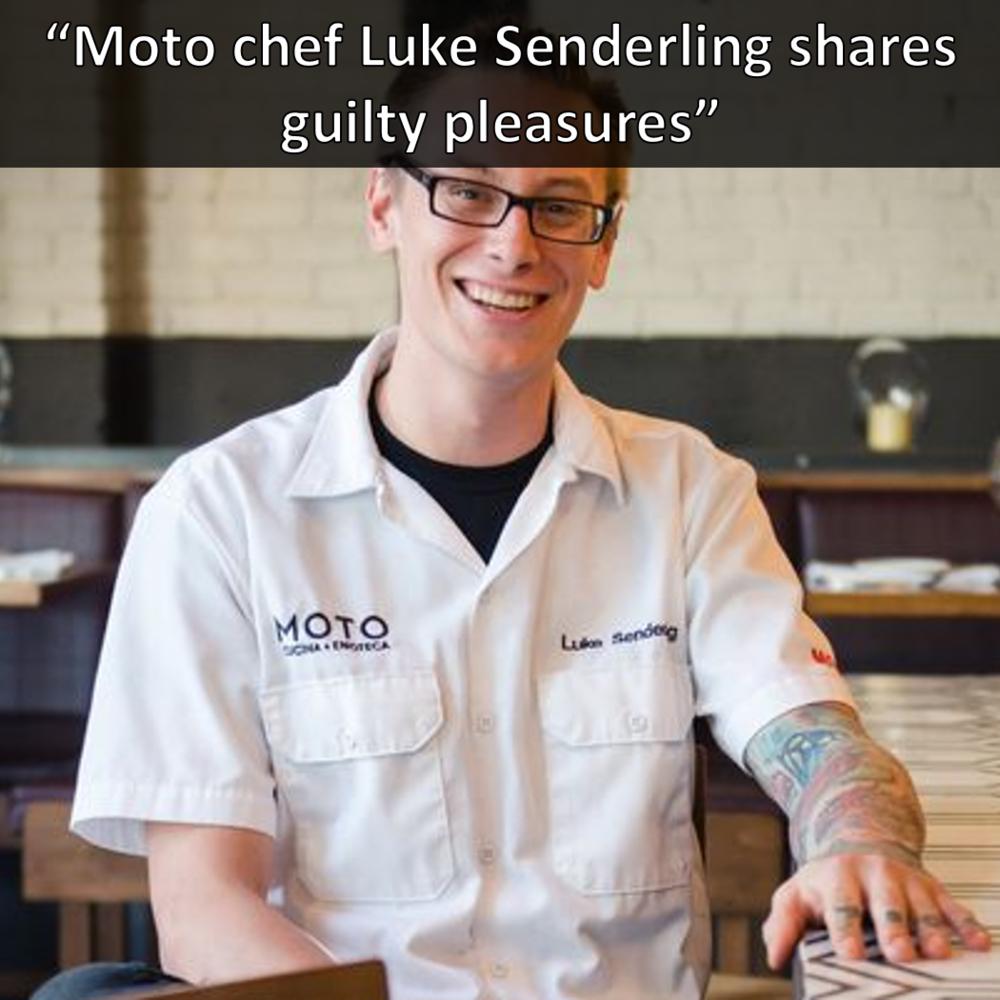 Moto Chef Luke
