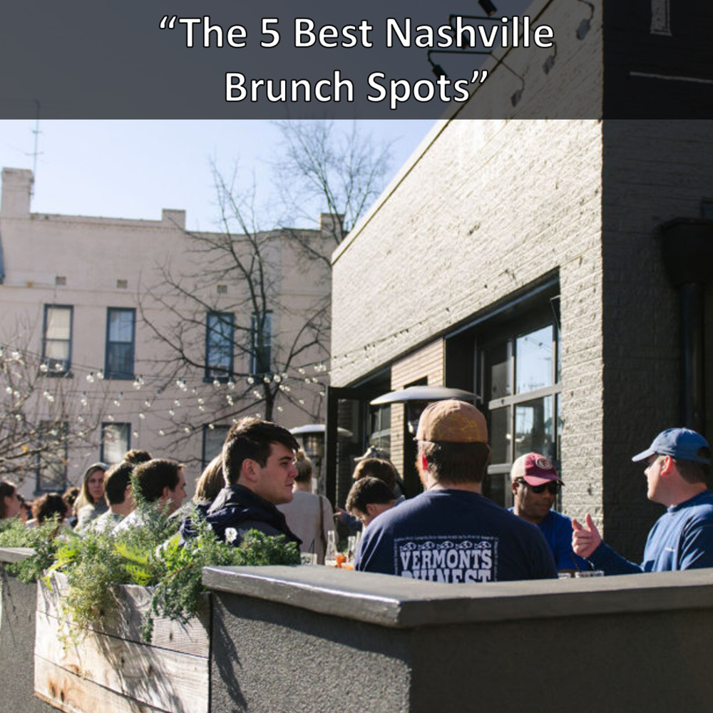 US News and World Report Best Brunch in Nashville