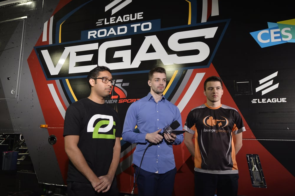 ELEAGUE at ces gallery