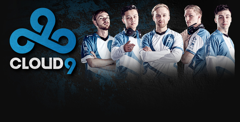 cloud9 team photo