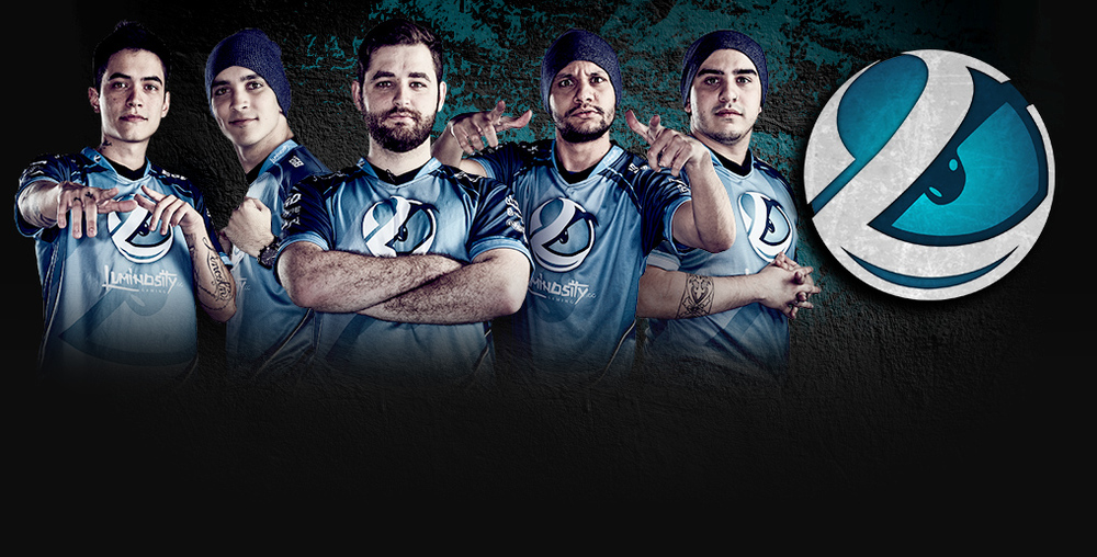 luminosity team photo