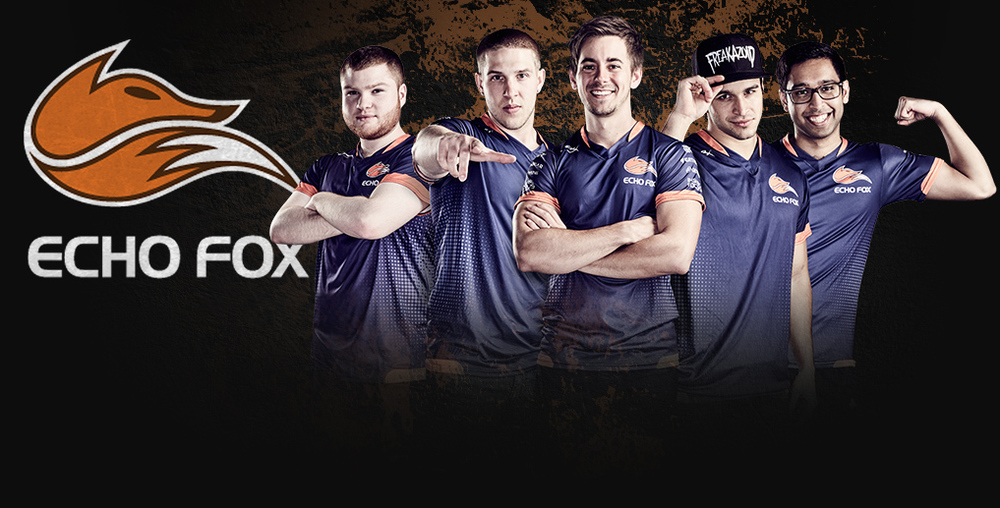 echo fox team photo