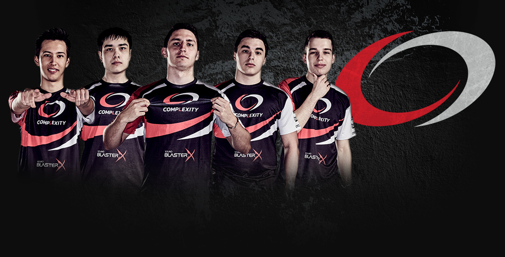 complexity team photo