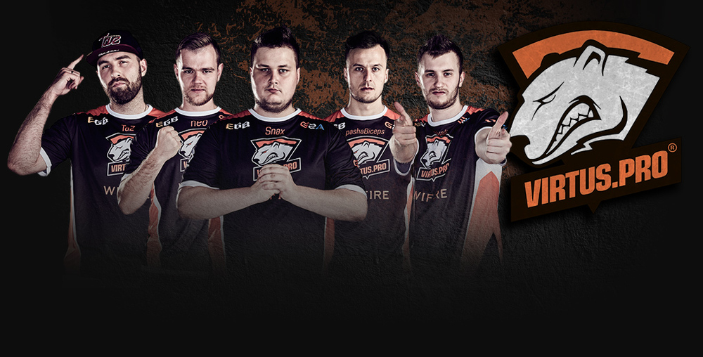 virtus pro team photo