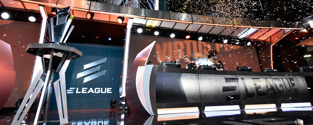 ELEAGUE - Championship Gallery July 28 - July 30, 2016 Cobb Energy Centre, Atlanta, Georgia