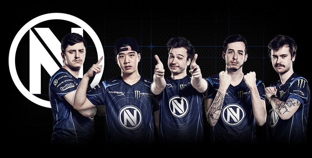 envyus team photo