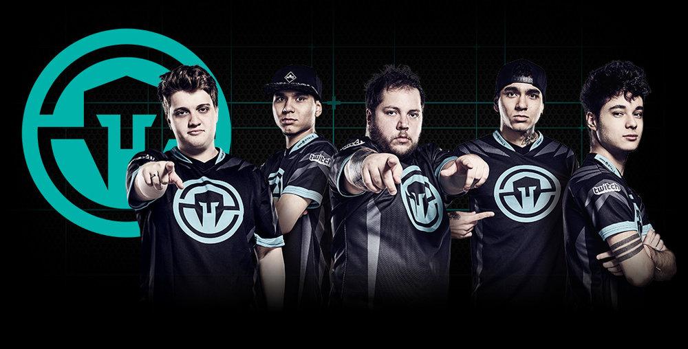 immortals team photo