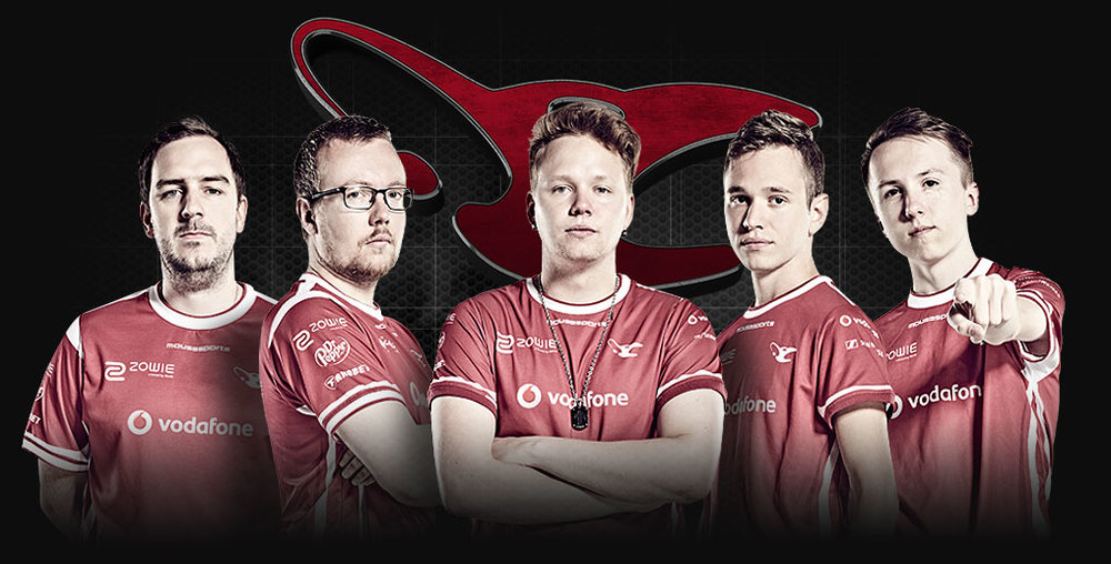 mousesports team