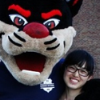"Xi Ru University of Cincinnati ""I really enjoy talking with students and parents to help them enter college life and making friends from all around the world!"""