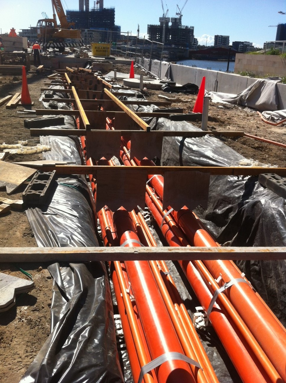 Installation of Ausgrid conduits (trenching and installation by CMS).jpg