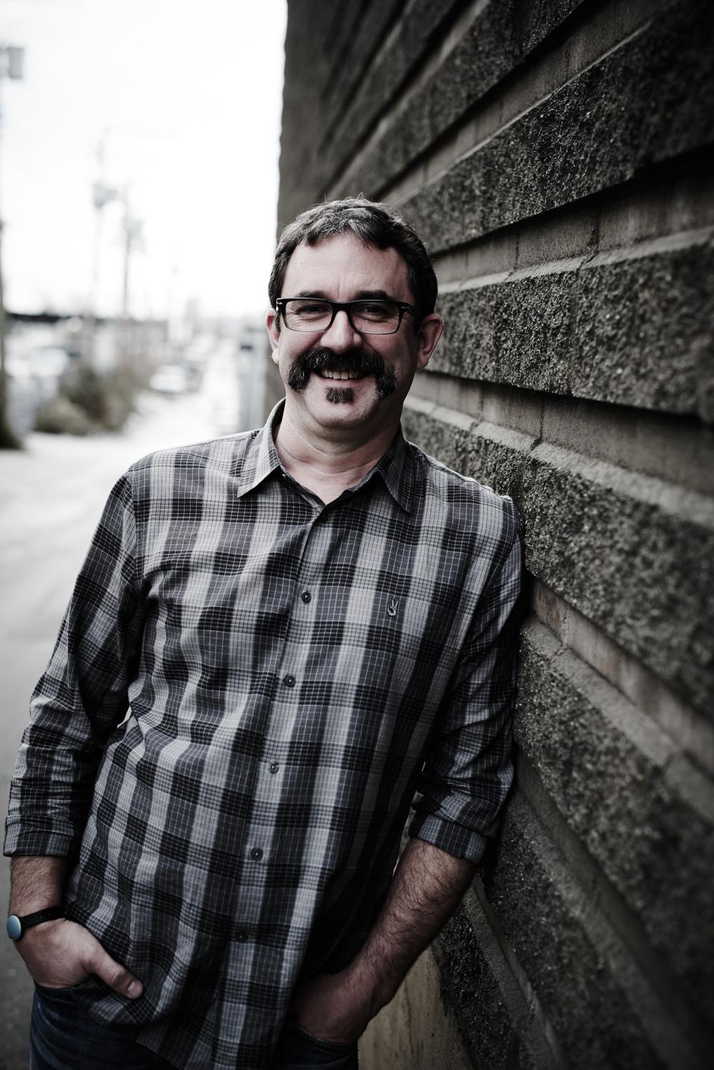 Prosthetist Dave Moe